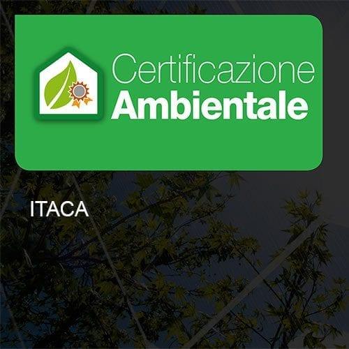 Certificazione Ambientale Itaca