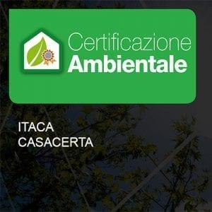 Certificazione Ambientale Itaca+casacerta