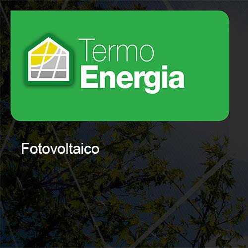 Termo Energia Fotovoltaico