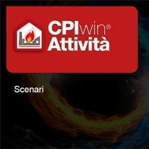 CPI WIN Attività - Scenari Antincendio