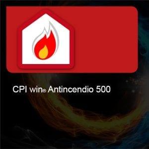 Antincendio 500