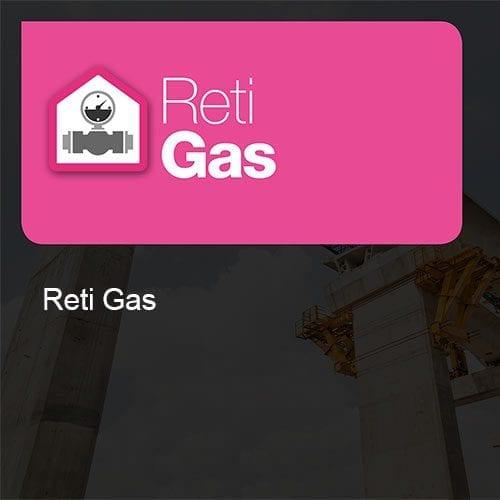 Reti gas
