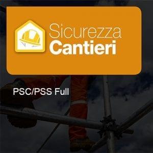 Sicurezza Cantieri psc full