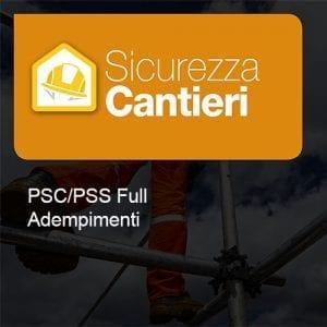 Sicurezza Cantieri psc full adempimenti
