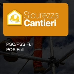 Sicurezza Cantieri psc pos full