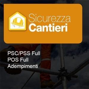 Sicurezza Cantieri psc pos full adempimenti verifica