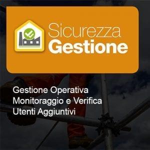 Sicurezza Gestione gestione operativa monitoraggio utenti agg.
