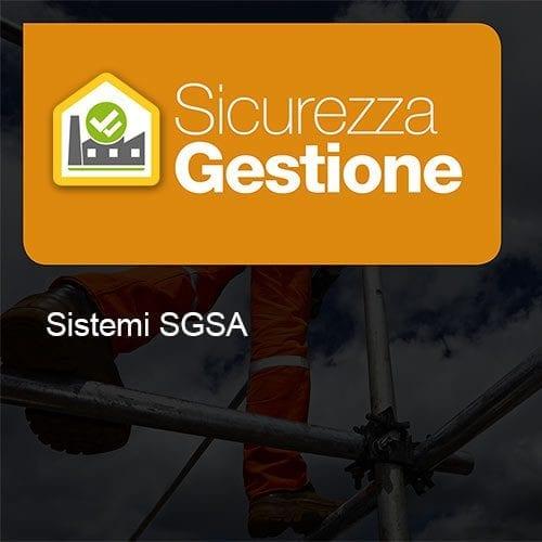 Sicurezza Gestione Sistemi SGSA
