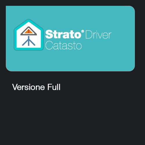 Strato Driver Catasto - Full