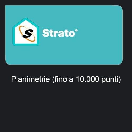 Strato Planimetrie 10000 punti