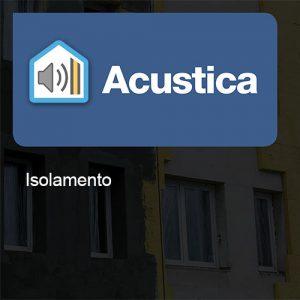 Acustica Isolamento