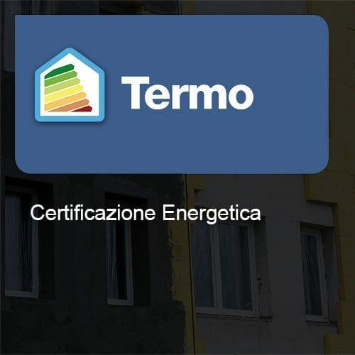 Termo Certificazione
