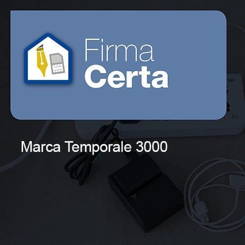 Marca temporale 3000