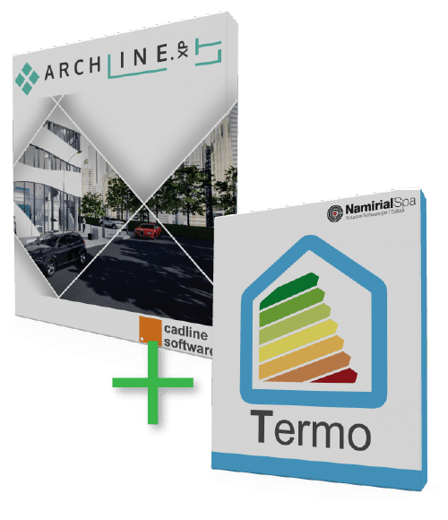 Bundle ARCHLine.XP LT + Termo