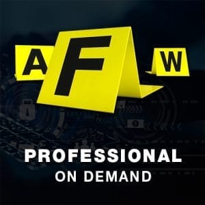 FAW professional - on demand