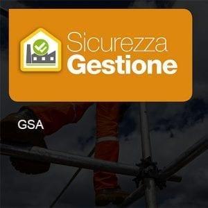 Sicurezza Gestione GSA