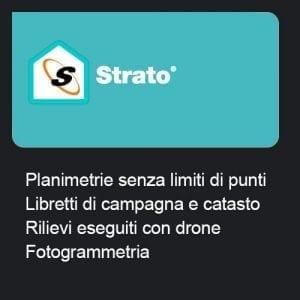 Strato - kit Fotogrammetria