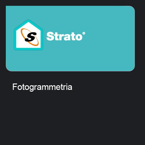Strato - Modulo Fotogrammetria